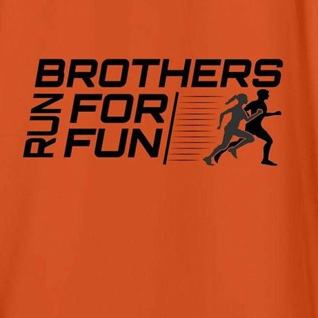 Brothers Run For Fun