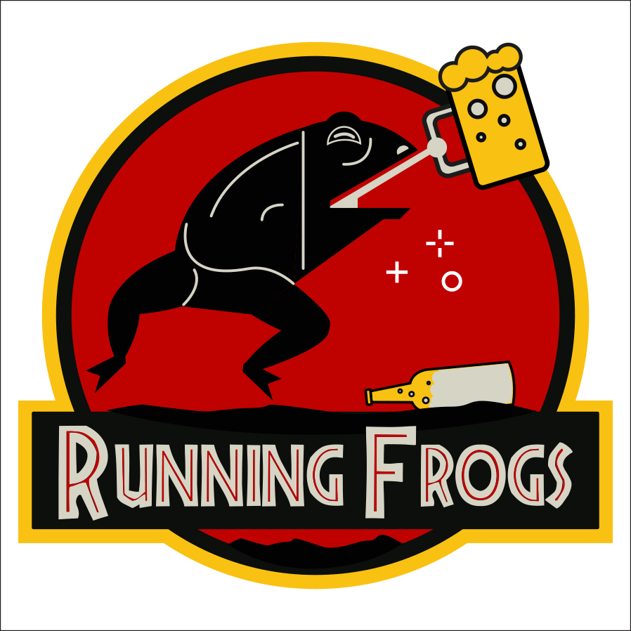 Running Frogs